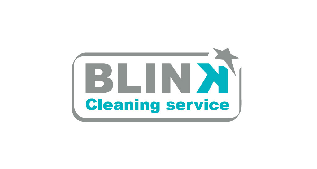 logo-ontwerp blink cleaning service