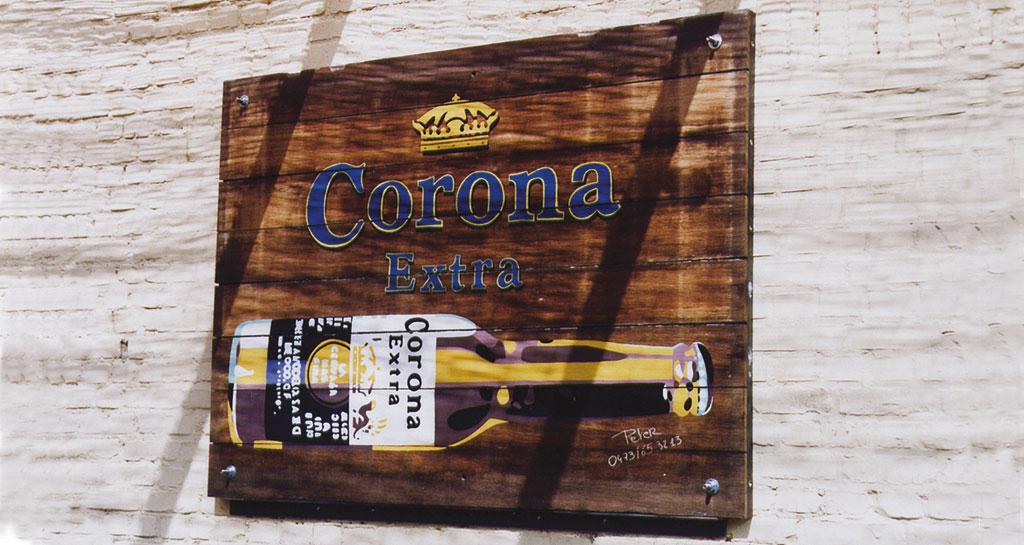Paneel bells corona