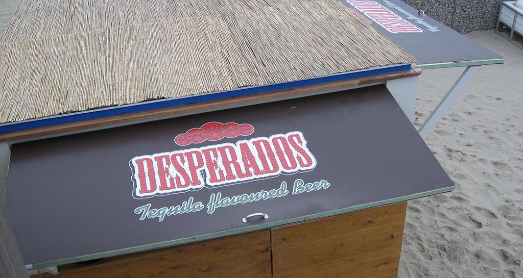 strandbar desperados o'neill