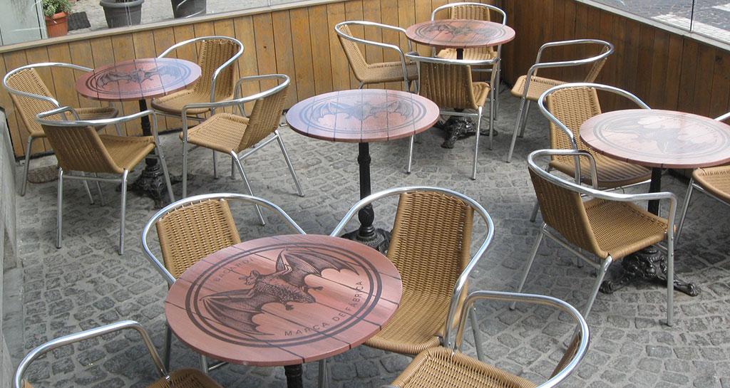 tafelbladen bacardi