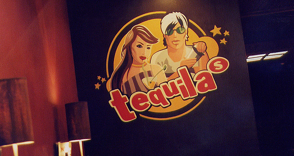 mural tequila's