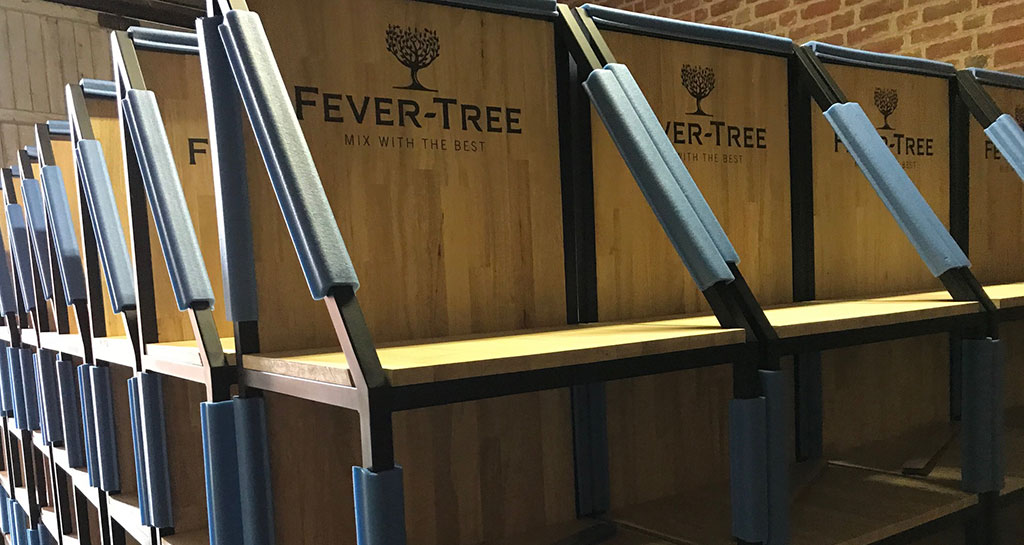 Fever-Tree display