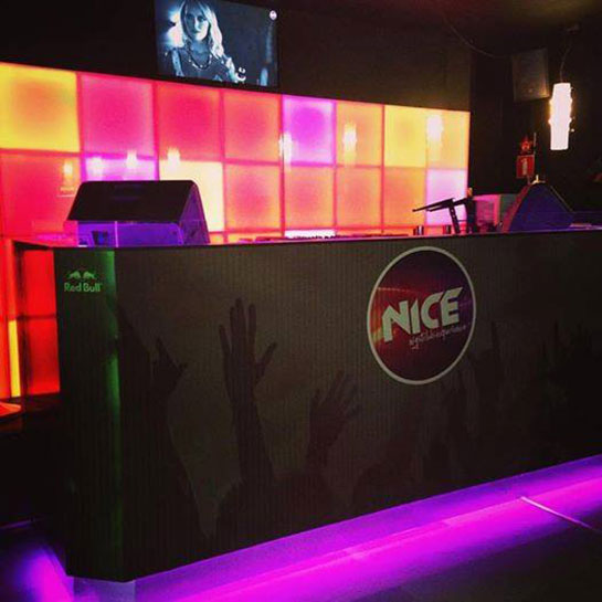 Dj-booth Club Nice