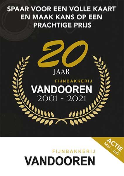fijnbakkerij Vandooren